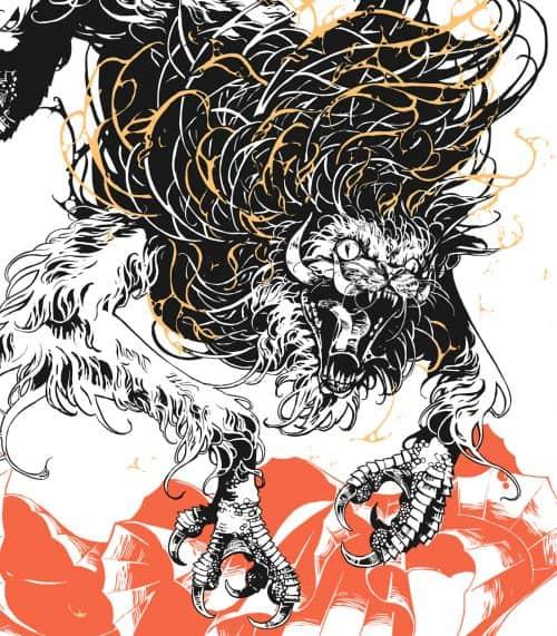 Ivan Belikov – Illustration – Fantastic Beasts