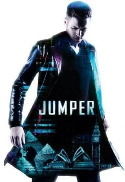 Jumper Key Art Movie Poster