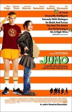 Juno Key Art Movie Poster
