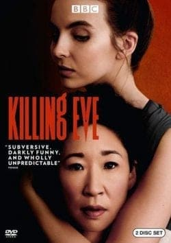 Killing Eye Key Art Movie Poster