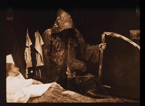 Körkarlen (The Phantom Carriage)[1921]