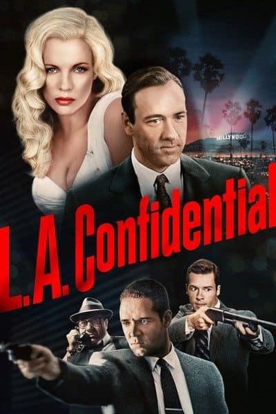 LA Confidential Key Art Movie Poster