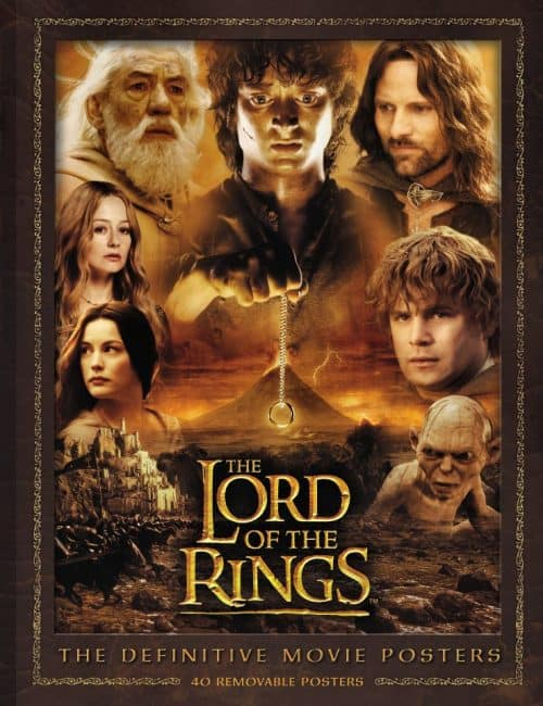 Lord Of The Rings Key Art