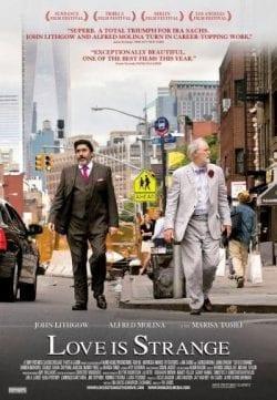 Love Is Strange Key Art Movie Poster