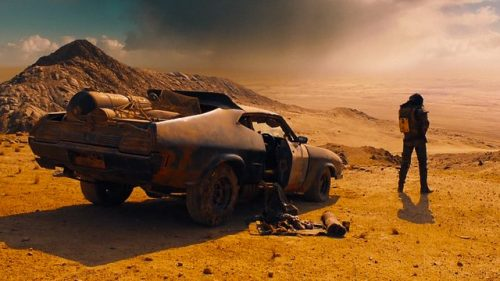 Mad Max- Fury Road (2015) dir. George Miller