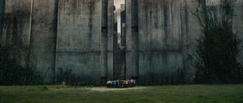 Maze Runner (2011) Cinematography