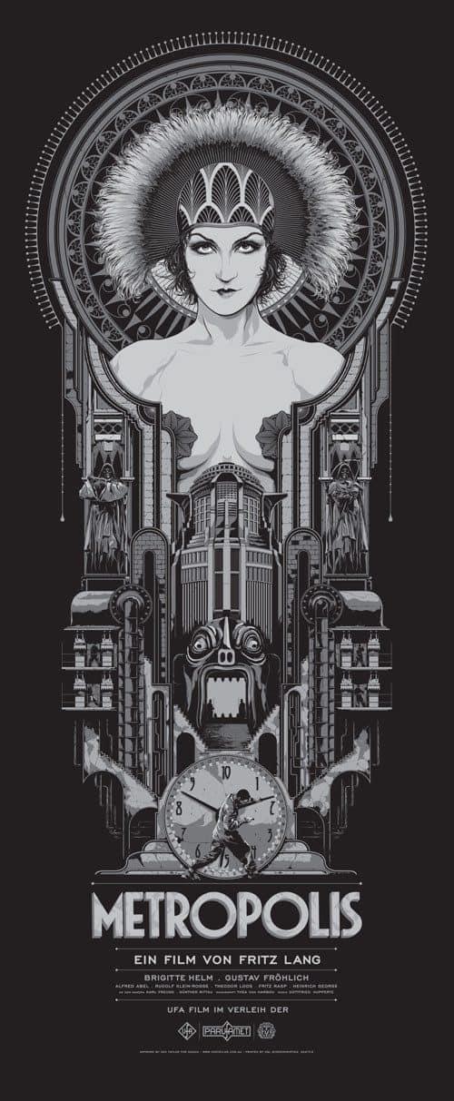 Metropolis Illustration