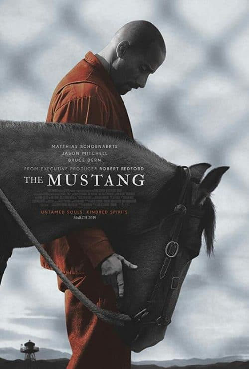Mustang Key Art Movie Poster