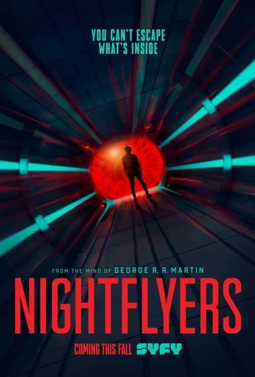 Nightflyers Key Art Poster Design