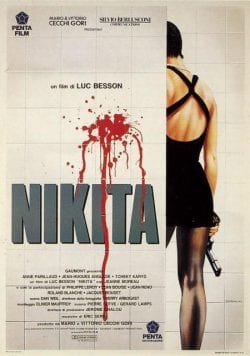 Nikita Key Art Movie Poster