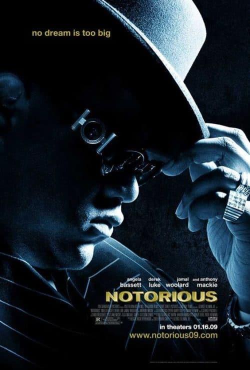 Notorious Key Art Movie Poster