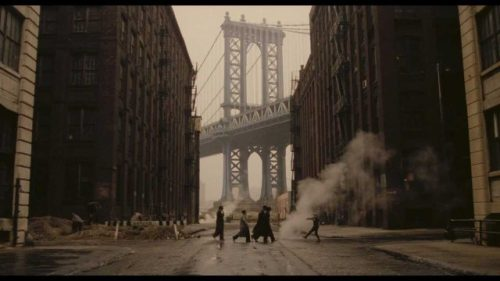Once Upon a Time in America (1984) dir. Sergio Leone
