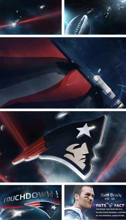 Peter W Crandall – New England Patriots