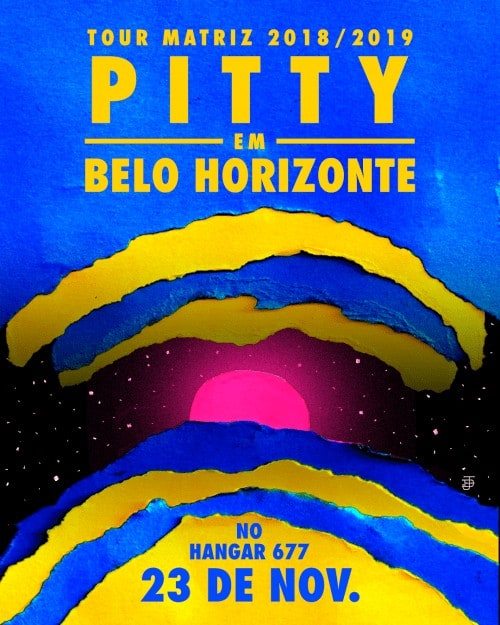 Graphic Design – Juarez Tanure – Pitty Hangar 677