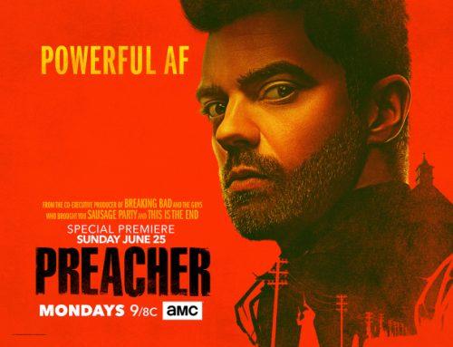 Preacher one Sheet