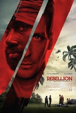 Rebellion Key Art Movie Poster
