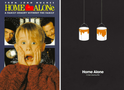 Redesigned-Movie-Posters-to-Inspire-your-Creativity-Home-Alone