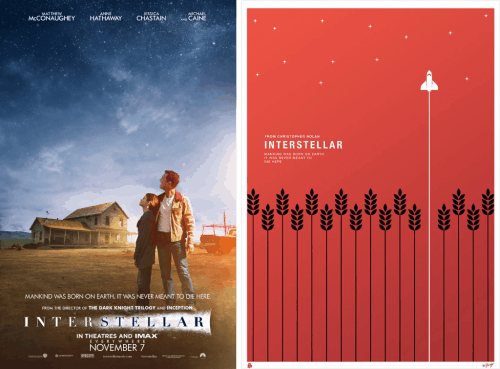 Redesigned-Movie-Posters-to-Inspire-your-Creativity-Interstellar