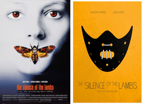 Redesigned-Movie-Posters-to-Inspire-your-Creativity-The-Silence-of-the-Lambs