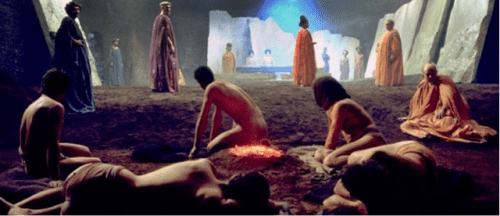 Satyricon (1969) dir. Federico Fellini