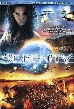 Serenity Key Art Movie Poster