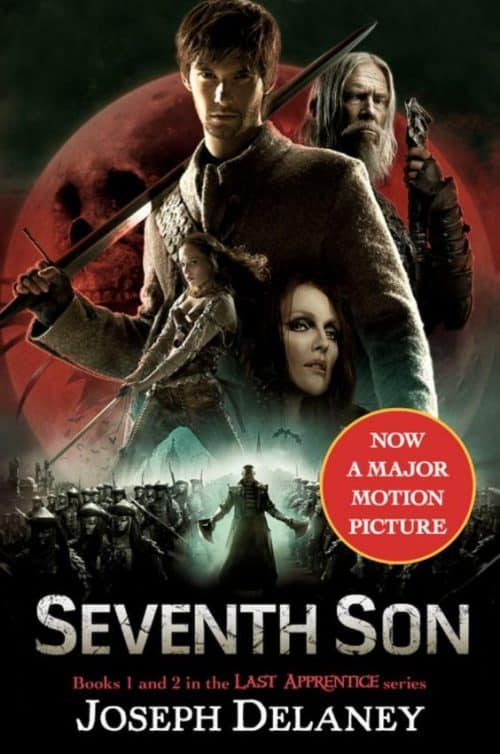 Seventh Son Key Art Movie Poster