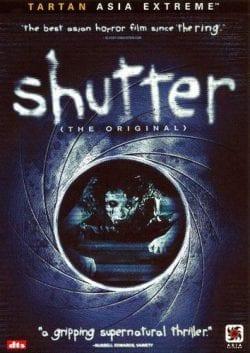 Shutter Key Art Movie Poster