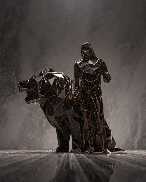 3D – Design – Simpler Times – Ryan Hawthorne