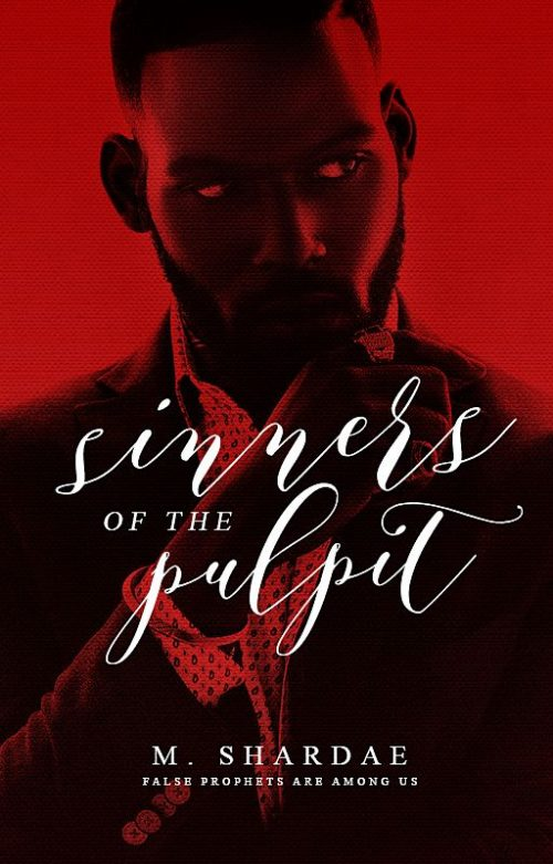 Sinners of the Pulpit Key Art Movie Poster