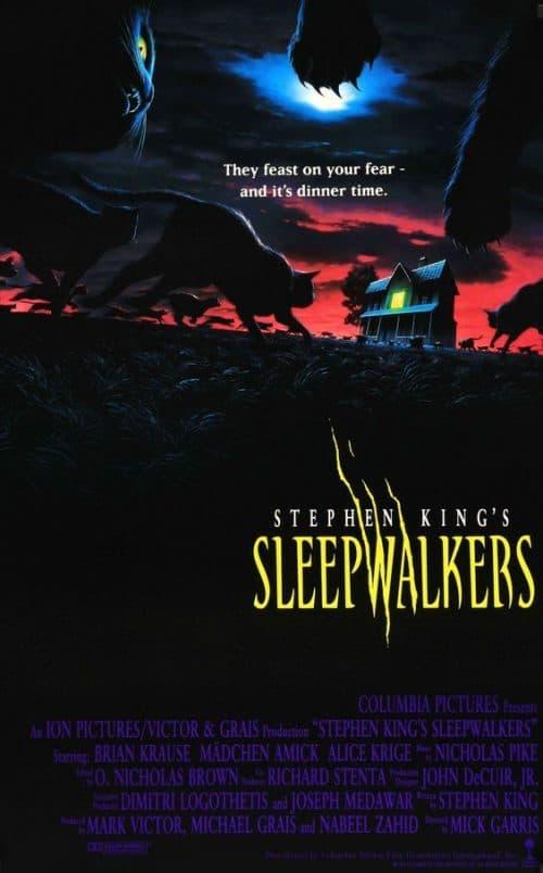 Sleepwalkers Key Art Movie Poster