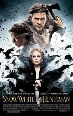 Snow White & The Huntsman Key Art Movie Poster
