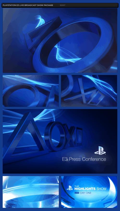 Sony-E3-Boards-2016-2 2016