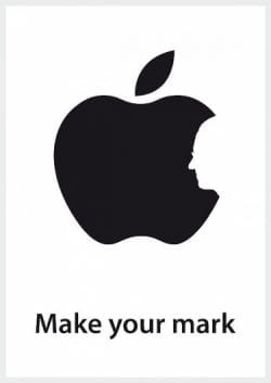 Steve Jobs Apple Make Your Mark