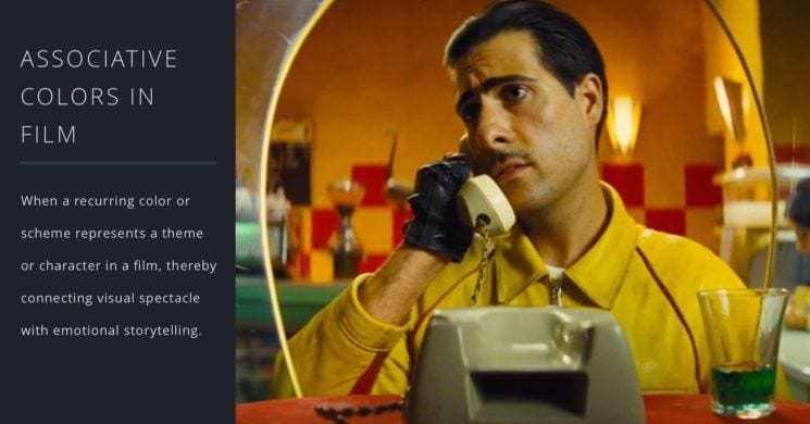 Studio Binder – Associative Color In Film