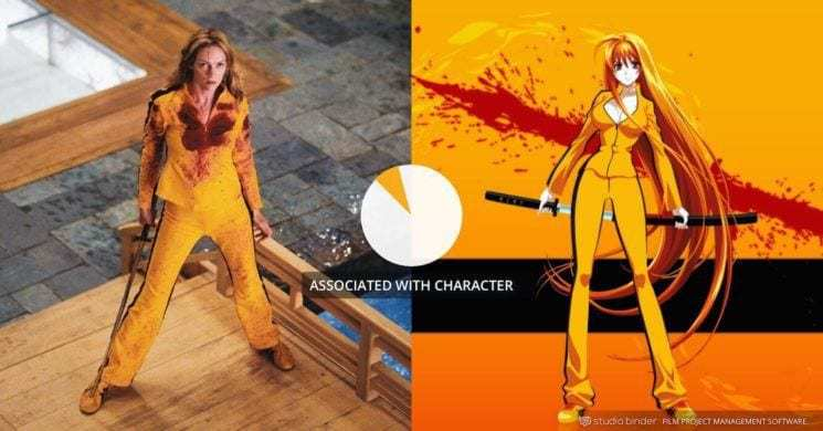 Studio Binder – Color Associations