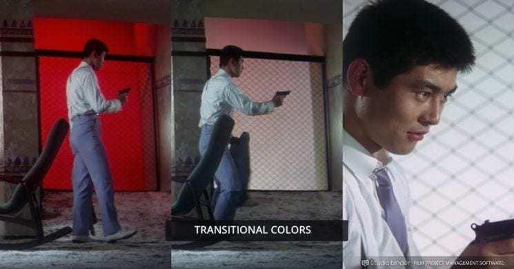 Studio Binder – Transitional Colors