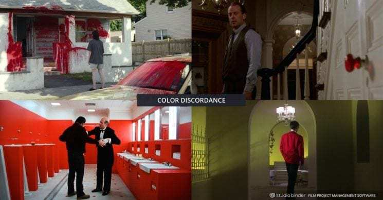 Studio Binder – Color Discordance