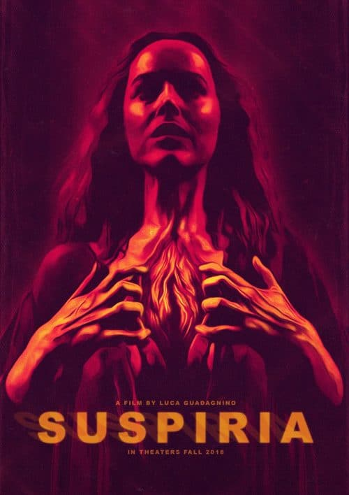 Suspiria Key Art