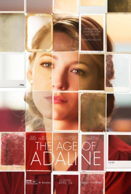 The Age of Adaline Key Art Movie Poster