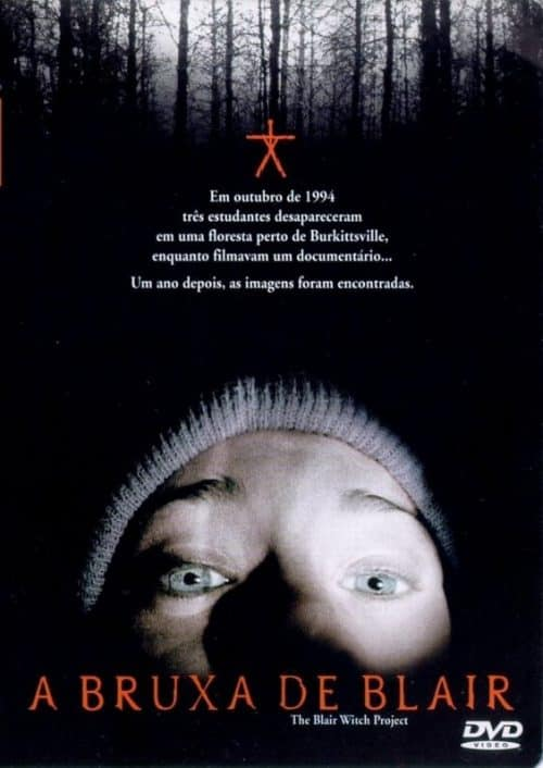 The Blair Witch Project Key Art Movie Poster