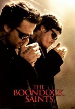 The Boondock Saints Key Art Movie Poster