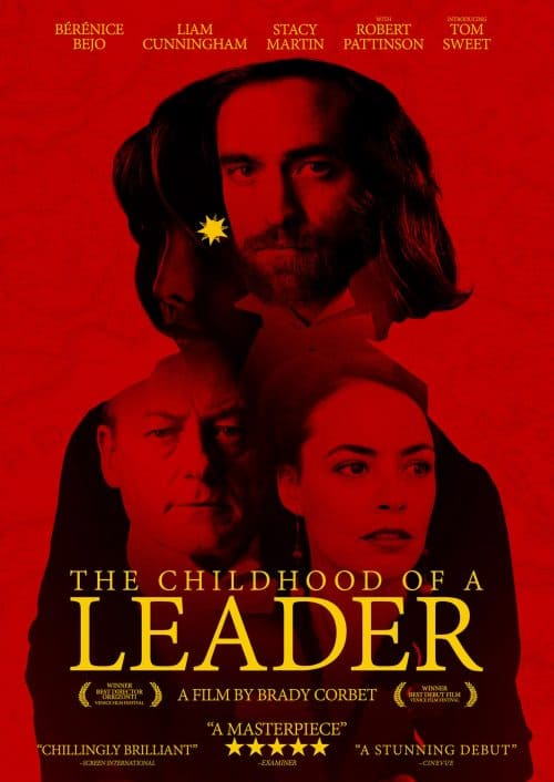 The Childhood Of a Leader Key Art