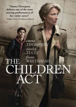 The Children Act Key Art Movie Poster