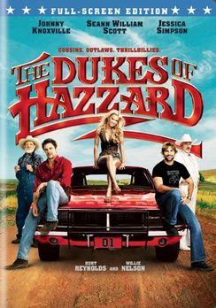 The Dukes of Hazzard Key Art Movie Poster
