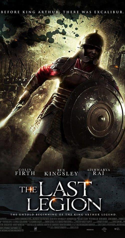 The Last Legion Key Art Movie Poster
