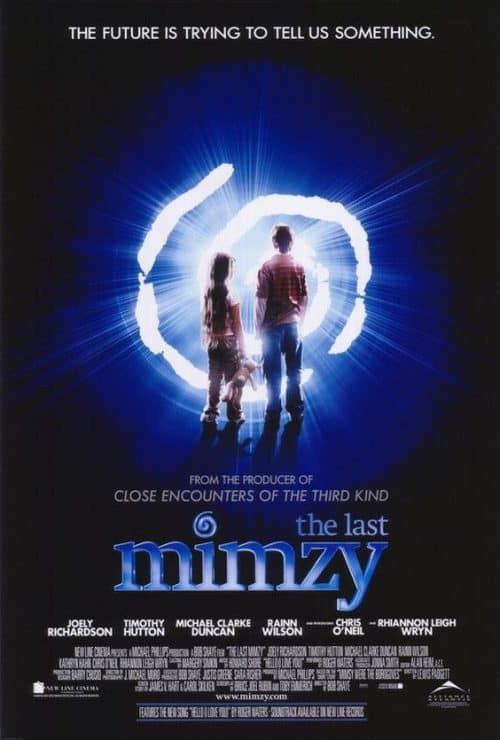 The Last Mimzy Key Art Movie Poster