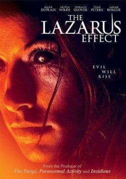 The Lazarus Effect Key Art Movie Poster