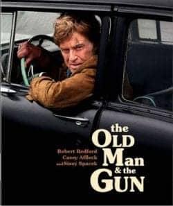 The Old Man & The Gun Key Art Movie Poster