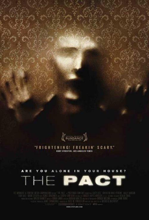 The Pact Key Art Movie Poster