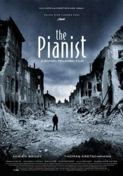 The Pianist Key Art Movie Poster